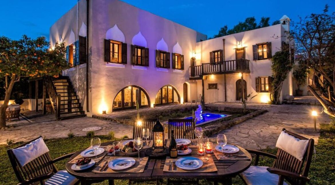 Estate in the center of Rhodes Island Greece for sale, Rhodes Luxury Villas for Sale. Rodos Luxury Property 28