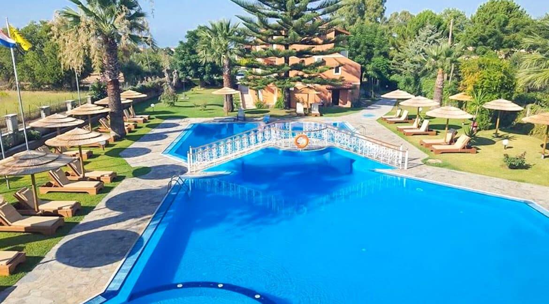Hotel for Sale Corfu, Hotels for Sale Corfu Greece. Invest Hotel Greece Corfu Island 1