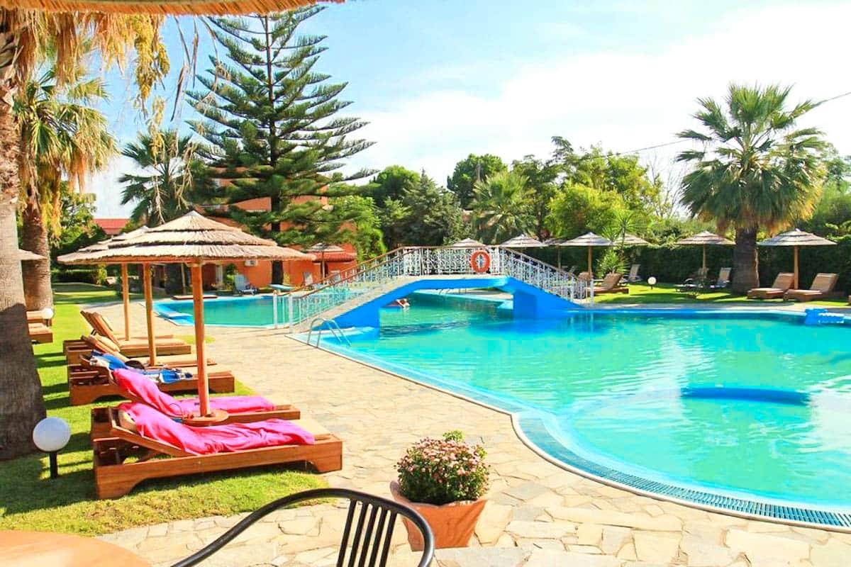 Hotel for Sale Corfu, 26 rooms,  Almyros