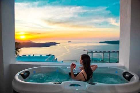 Hotel for sale at Caldera Santorini Greece, Invest Santorini, Properties Santorini Island, Hotels for Sale Santorini Greece 4