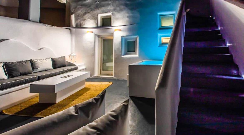 Villa for Sale Santorini Imerovigli, Santorini Greece Properties for Sale. Realty Santorini Greece 2