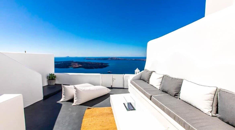 Villa for Sale Santorini Imerovigli, Santorini Greece Properties for Sale. Realty Santorini Greece 23