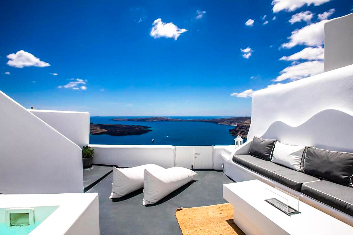 Premium Villa for Sale Santorini Imerovigli