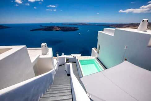 Villa for Sale Santorini Imerovigli, Santorini Greece Properties for Sale. Realty Santorini Greece 29