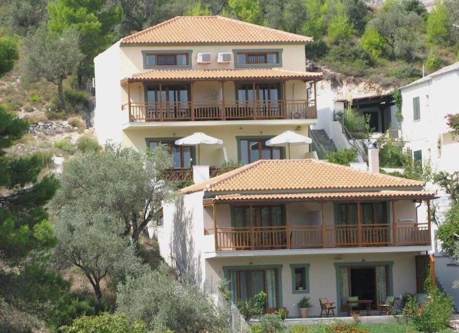Apartments Hotel near the sea in Skopelos Greek Island , Skopelos Hotels for Sale, Greek Island hotel for Sale 7