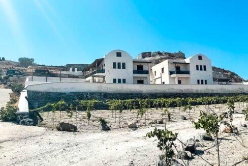 Apartments for Sale Santorini Emporio, Small Hotel for sale Santorini Greece, Properties in Santorini island