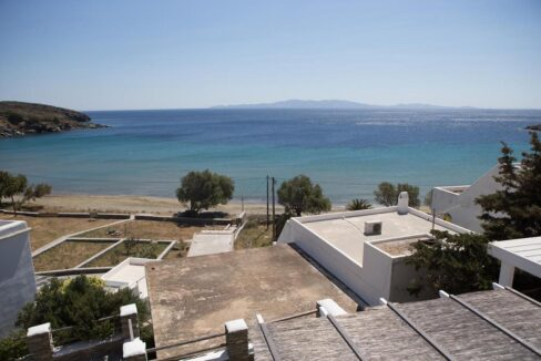 Beach House in Tinos island Cyclades Greece, Homes in Cyclades Greece, Seafront Homes Greek Islands 11