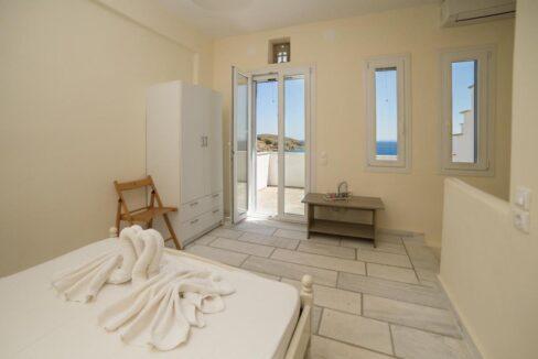 Beach House in Tinos island Cyclades Greece, Homes in Cyclades Greece, Seafront Homes Greek Islands 14