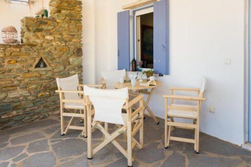Beach House in Tinos island Cyclades Greece, Homes in Cyclades Greece, Seafront Homes Greek Islands 5