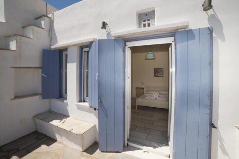 Beach House in Tinos island Cyclades Greece, Homes in Cyclades Greece, Seafront Homes Greek Islands 7