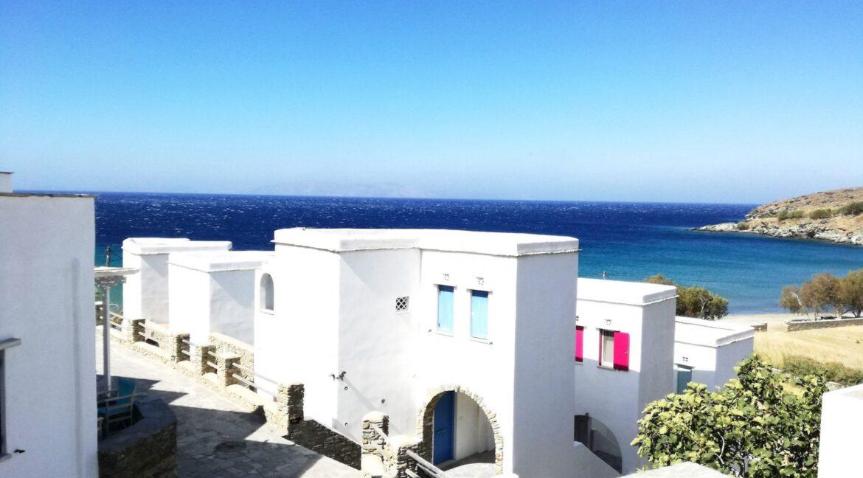 Beach House in Tinos island Cyclades Greece, Homes in Cyclades Greece, Seafront Homes Greek Islands s20