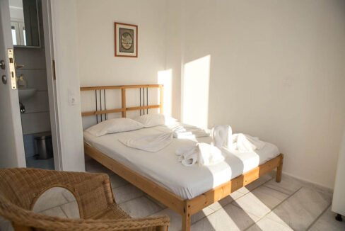 Beach house in Cyclades, Tinos Greece for sale. House by the sea Tinos Greece, Greek Islands Houses by the sea 11