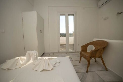Beach house in Cyclades, Tinos Greece for sale. House by the sea Tinos Greece, Greek Islands Houses by the sea 12