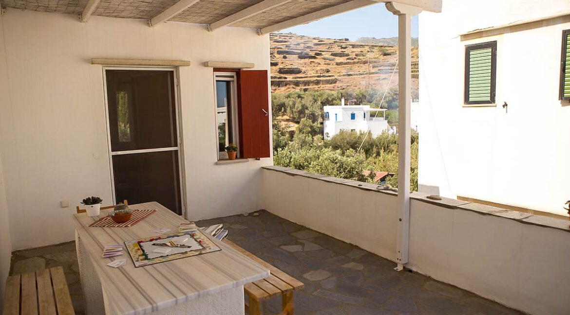 Beach house in Cyclades, Tinos Greece for sale. House by the sea Tinos Greece, Greek Islands Houses by the sea 16