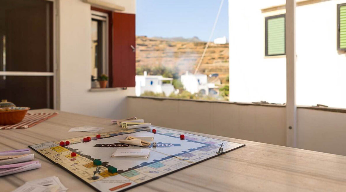 Beach house in Cyclades, Tinos Greece for sale. House by the sea Tinos Greece, Greek Islands Houses by the sea 17