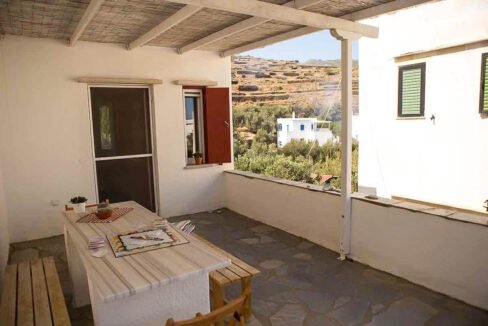 Beach house in Cyclades, Tinos Greece for sale. House by the sea Tinos Greece, Greek Islands Houses by the sea 5
