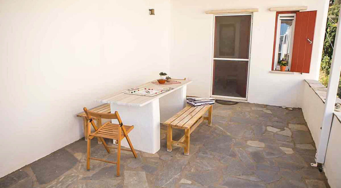 Beach house in Cyclades, Tinos Greece for sale. House by the sea Tinos Greece, Greek Islands Houses by the sea 6