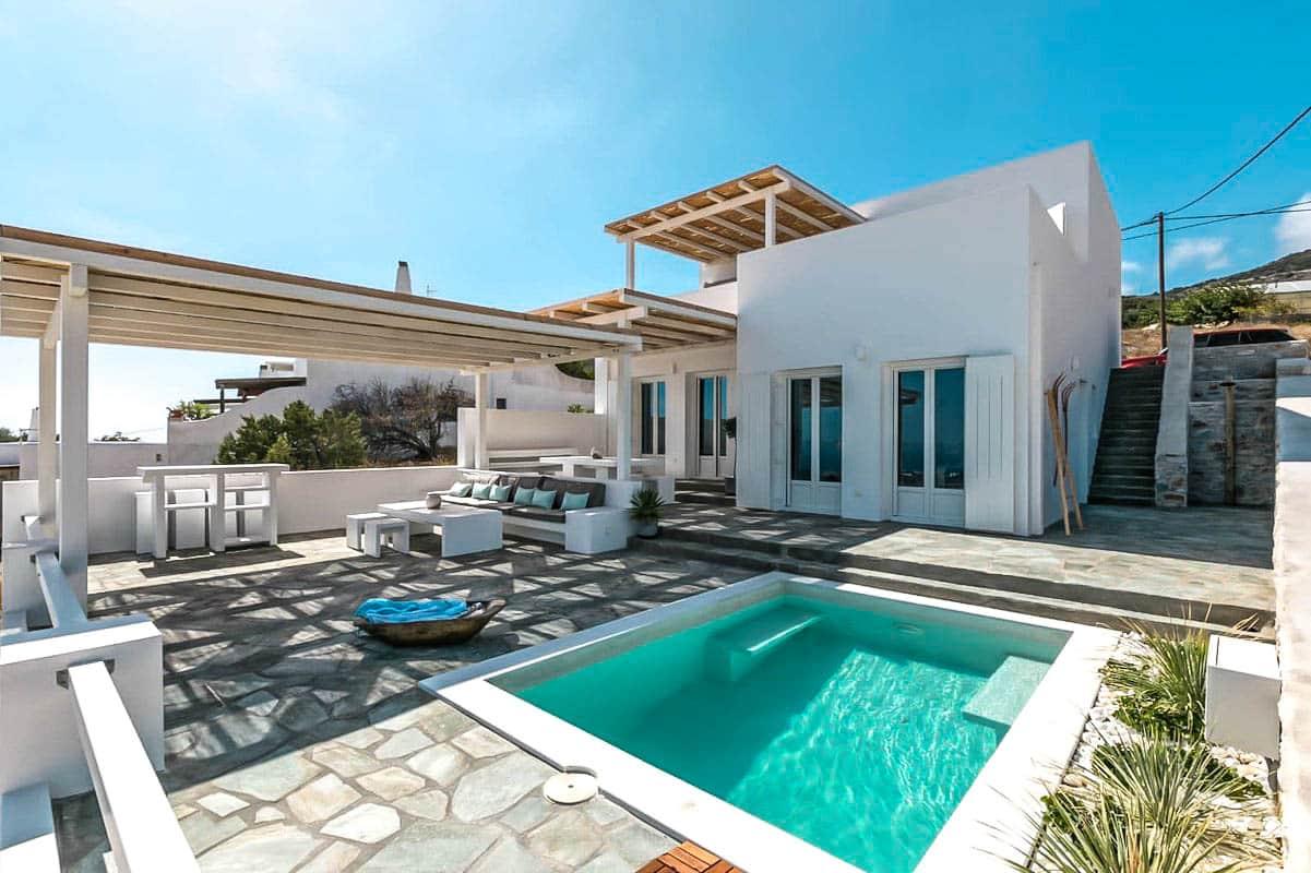 Beautiful Property Paros Greece