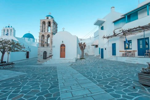 Economy House in Paros Cyclades Greece for sale, Cheap House in Greek islands, Home for Sale Paros Greece 11