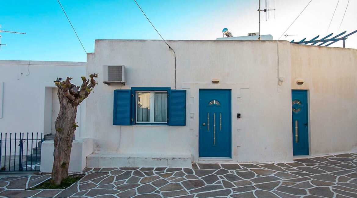 Economy House in Paros Cyclades Greece for sale, Cheap House in Greek islands, Home for Sale Paros Greece 12