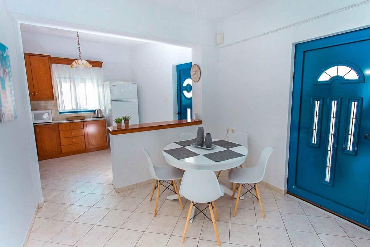Economy House in Paros Cyclades Greece