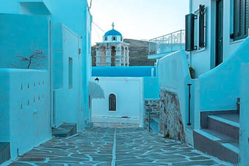 Economy House in Paros Cyclades Greece for sale, Cheap House in Greek islands, Home for Sale Paros Greece 8