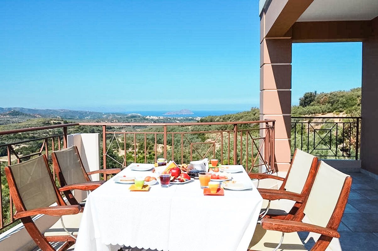 Economy Villa at Platanias Crete