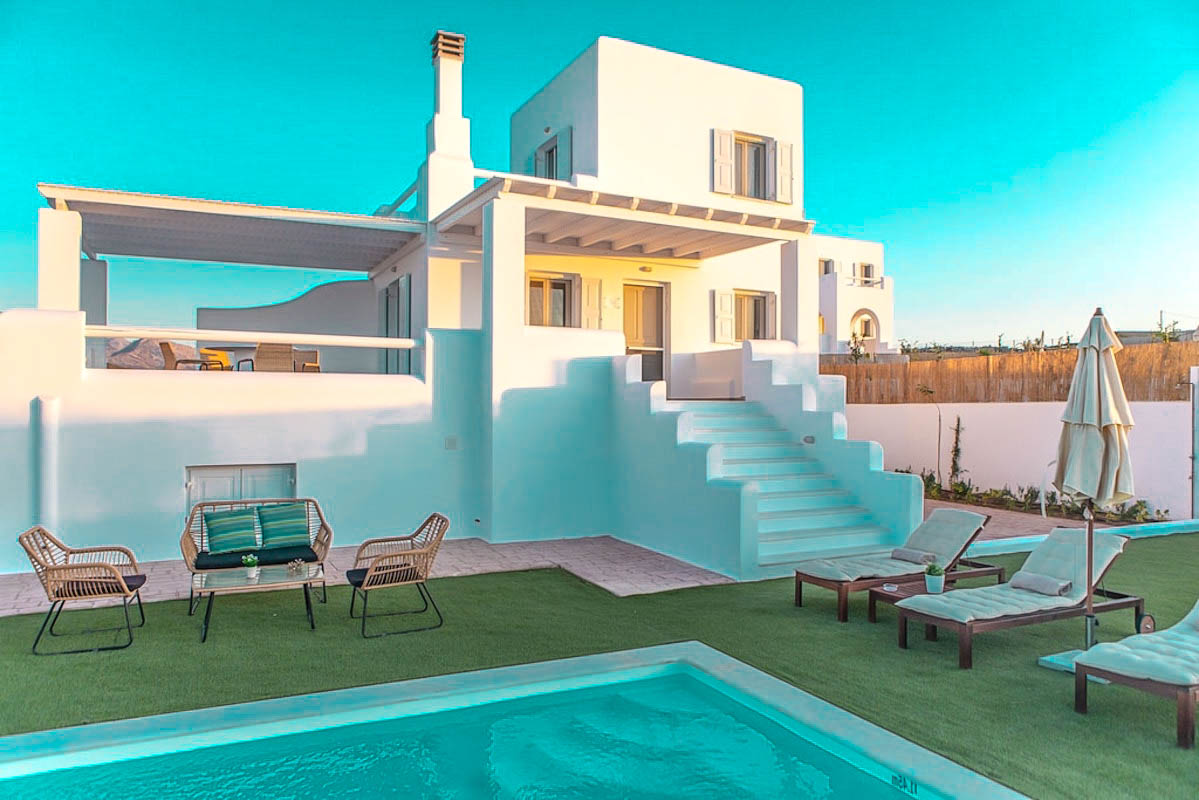 House for sale in Naxos Island Greece