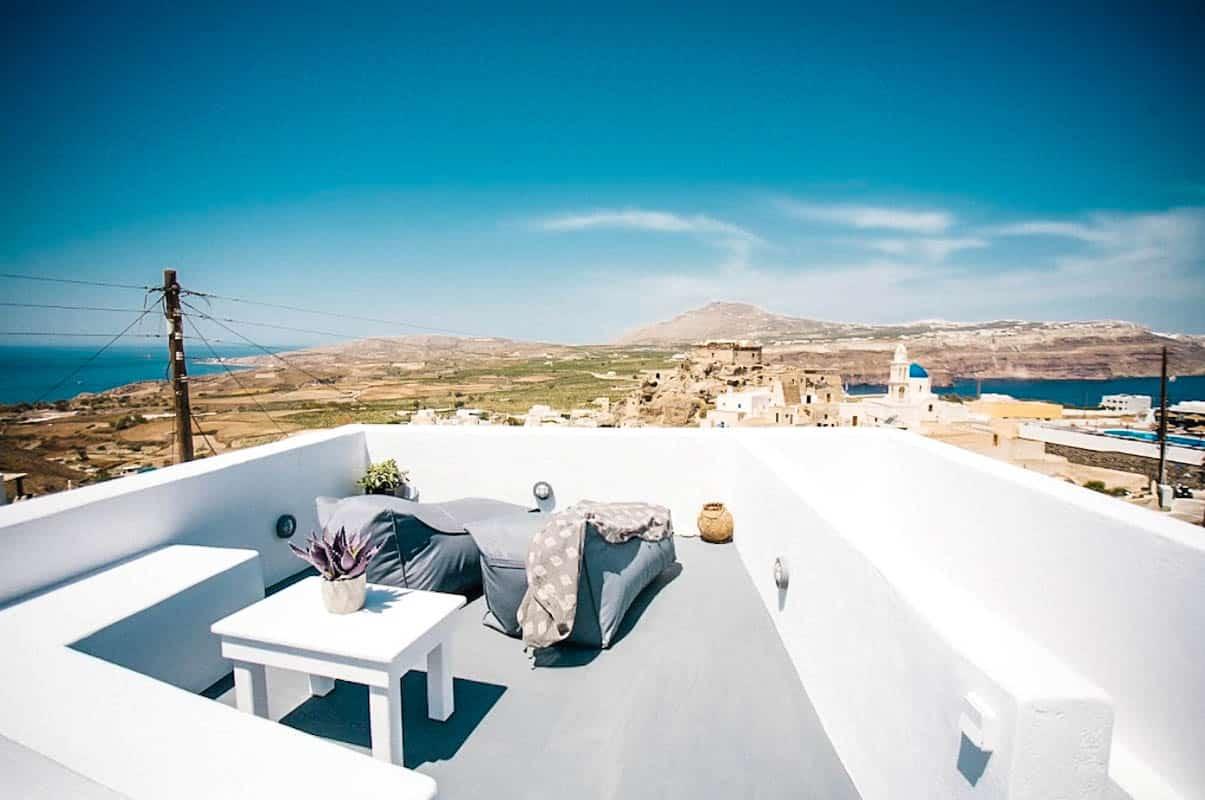 Property of 2 Houses for sale in Santorini Akrotiri