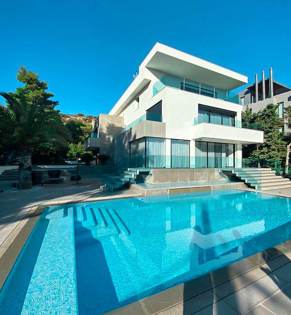 Luxury Villa for Sale in Vouliagmeni Athens. Luxury Estate Vouliagmeni Athens Greece, Luxury Properties in south Athens 16