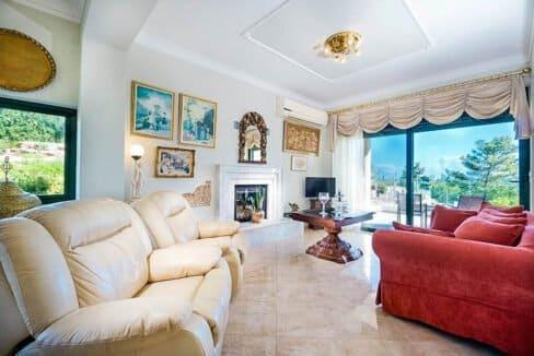Luxury Villa with Panoramic Sea View Chania Crete for sale, Luxury Estates Crete Greece Properties Crete Greece for Sale 1