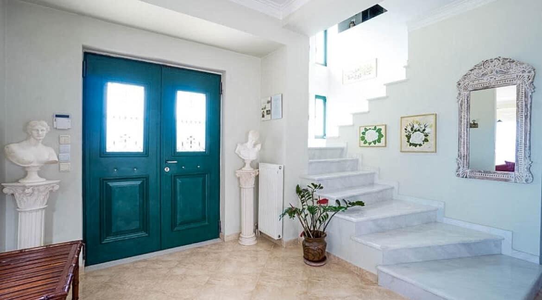 Luxury Villa with Panoramic Sea View Chania Crete for sale, Luxury Estates Crete Greece Properties Crete Greece for Sale 13