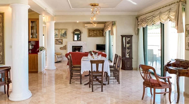 Luxury Villa with Panoramic Sea View Chania Crete for sale, Luxury Estates Crete Greece Properties Crete Greece for Sale 16