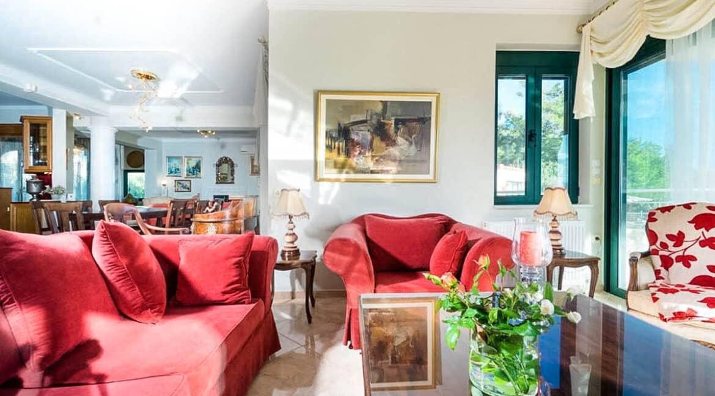 Luxury Villa with Panoramic Sea View Chania Crete for sale, Luxury Estates Crete Greece Properties Crete Greece for Sale 17
