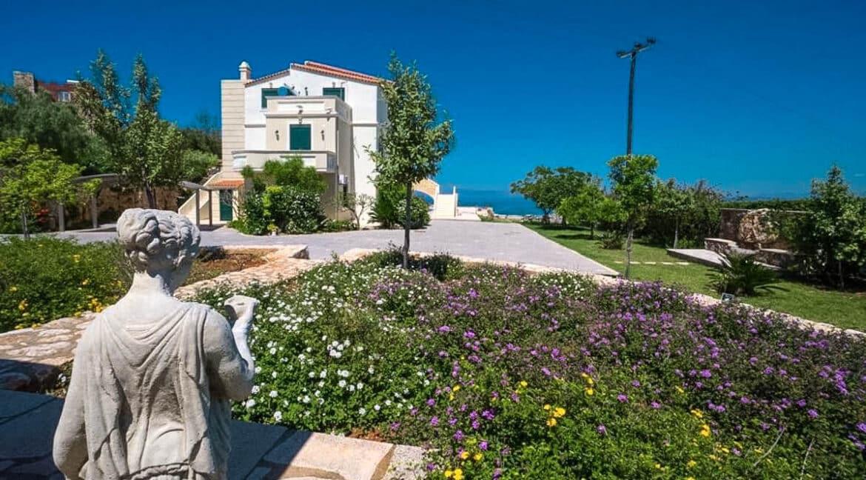 Luxury Villa with Panoramic Sea View Chania Crete for sale, Luxury Estates Crete Greece Properties Crete Greece for Sale 20