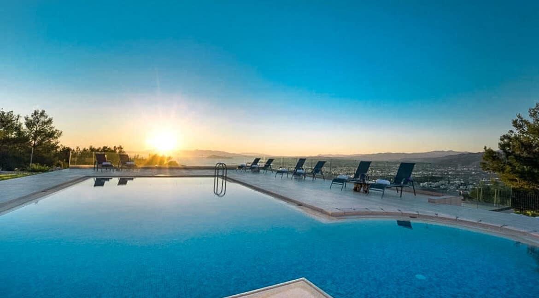 Luxury Villa with Panoramic Sea View Chania Crete for sale, Luxury Estates Crete Greece Properties Crete Greece for Sale 6