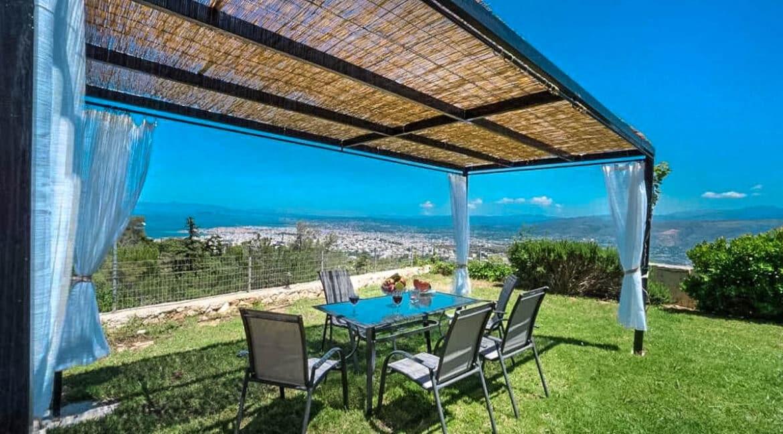 Luxury Villa with Panoramic Sea View Chania Crete for sale, Luxury Estates Crete Greece Properties Crete Greece for Sale 8
