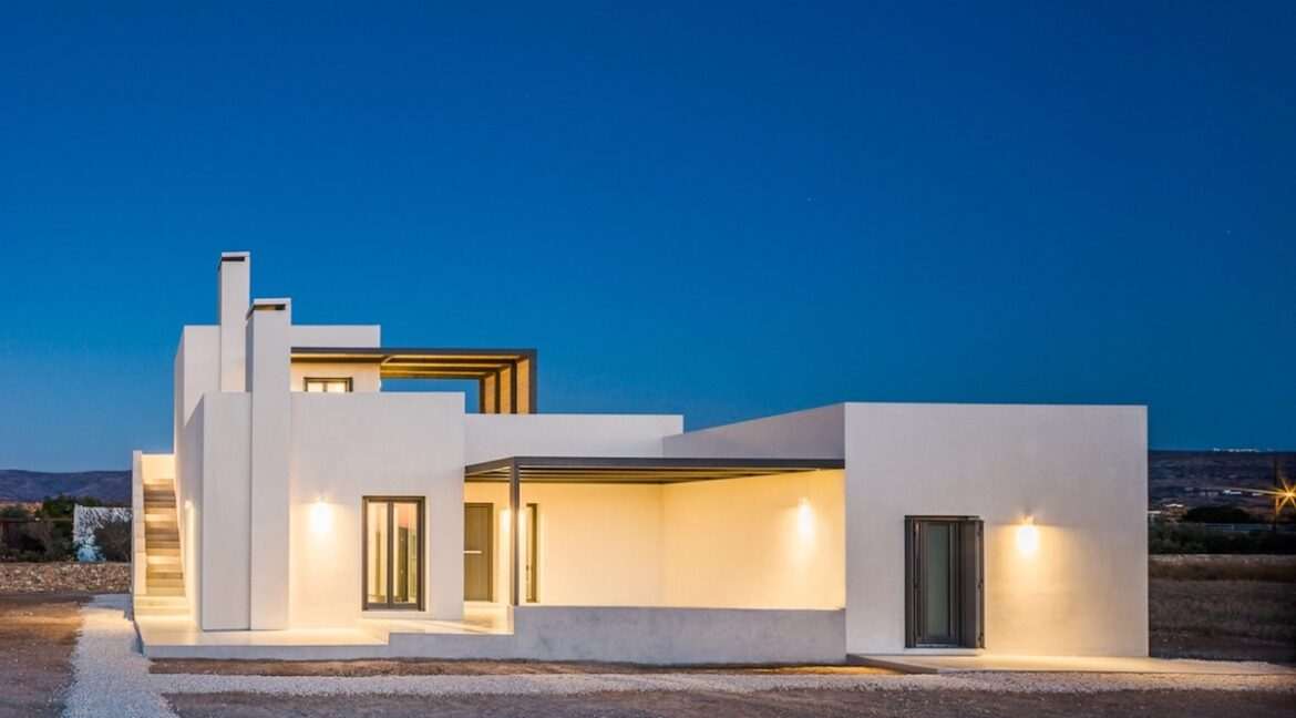 New Built house for Sale Paros Greece, Paros Properties for sale, Buy house in Greek Island, Cyclades Greece Houses 10