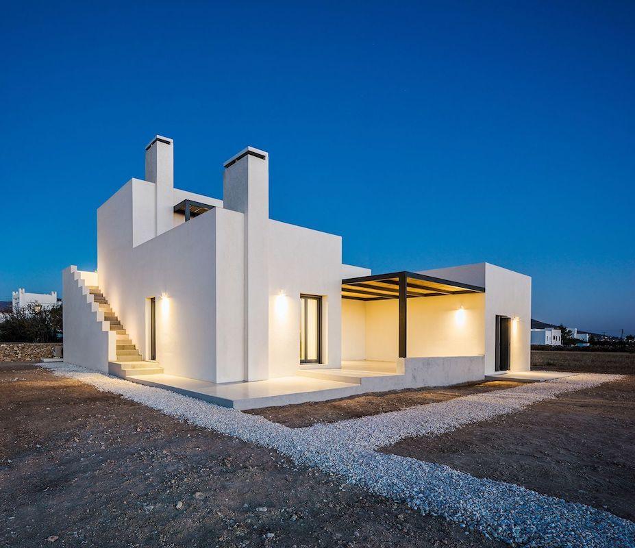 New Built house for Sale Paros Greece