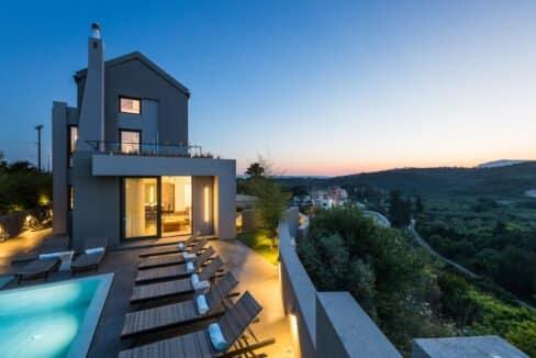 Property Chania Crete Greece, Villa for Sale Crete Island, New Villa in Crete Greece. Properties in Crete for Sale 1