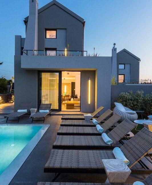 Property Chania Crete Greece, Villa for Sale Crete Island, New Villa in Crete Greece. Properties in Crete for Sale 15