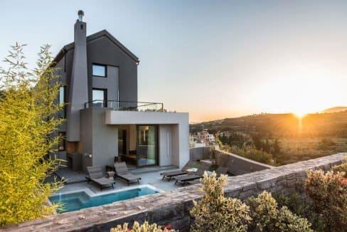Property Chania Crete Greece, Villa for Sale Crete Island, New Villa in Crete Greece. Properties in Crete for Sale 2