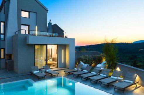 Property Chania Crete Greece, Villa for Sale Crete Island, New Villa in Crete Greece. Properties in Crete for Sale
