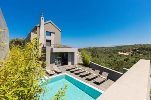Property Chania Crete Greece, Villa for Sale Crete Island, New Villa in Crete Greece. Properties in Crete for Sale 3