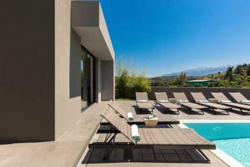 Property Chania Crete Greece, Villa for Sale Crete Island, New Villa in Crete Greece. Properties in Crete for Sale 9