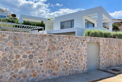 Sea View Villa in Peloponnese, 1 hour from Athens, Seafront Properties in Greece, seafront houses Mainland Greece 4