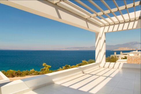 Sea View Villa in Peloponnese, 1 hour from Athens, Seafront Properties in Greece, seafront houses Mainland Greece 8