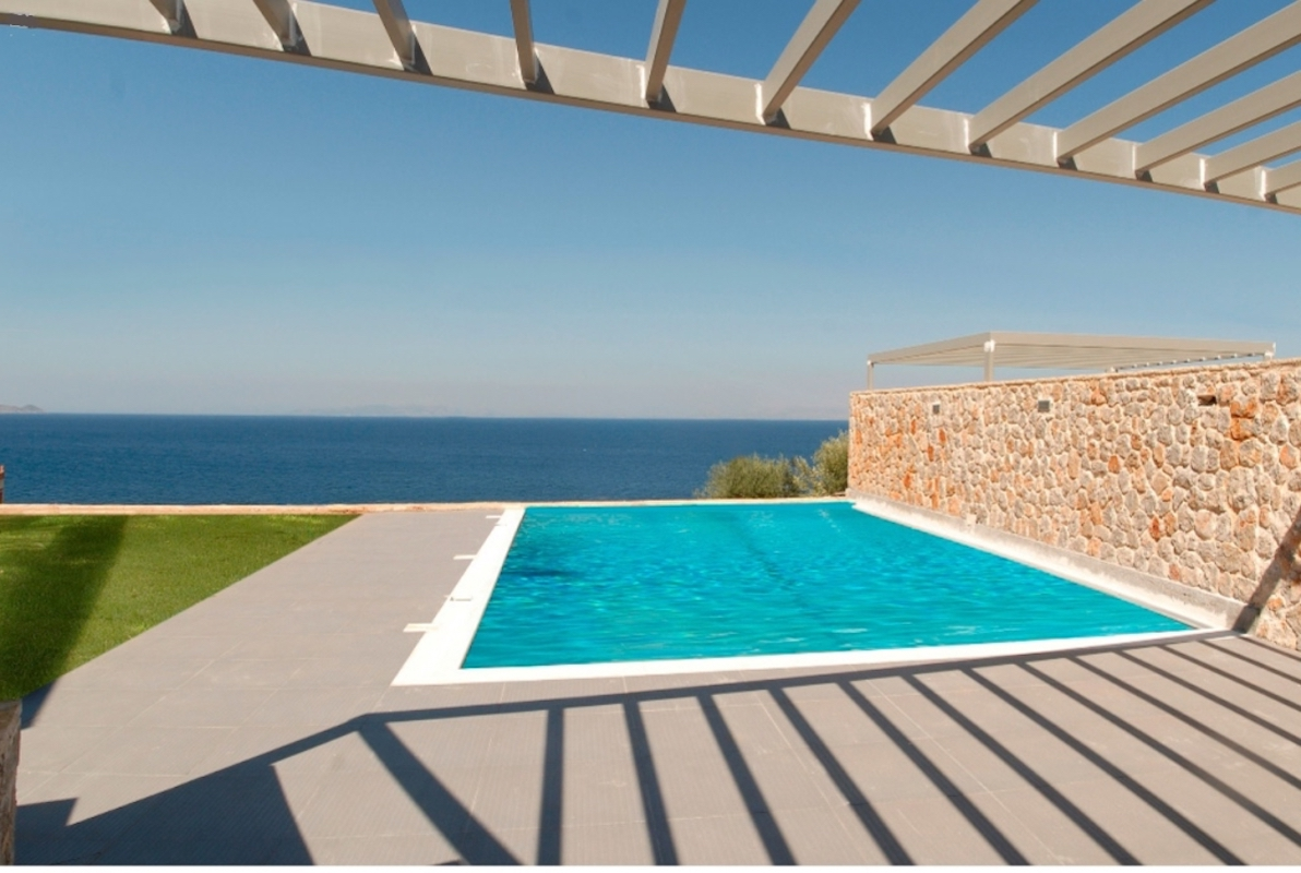 Sea View Villa in Peloponnese , 1 hour from Athens