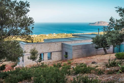 Sea View Villa in Peloponnese Greece, near Monemvasia. Property in Peloponnese Greece, Top Villas in Greece for Sale 10