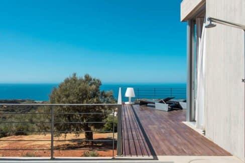 Sea View Villa in Peloponnese Greece, near Monemvasia. Property in Peloponnese Greece, Top Villas in Greece for Sale 13